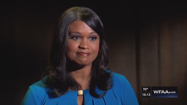 Carla Wade shares her family's story of the Oklahoma City bombing