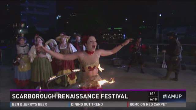 Scarborough Renaissance Festival begins this weekend
