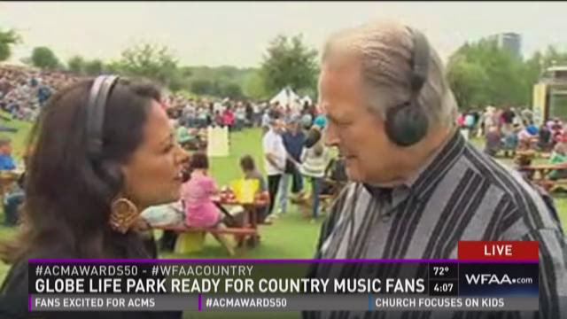 Arlington mayor talks with News 8 about ACMs