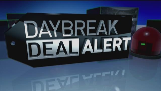 Daybreak Deal Alert: Gift card, Groupon deals