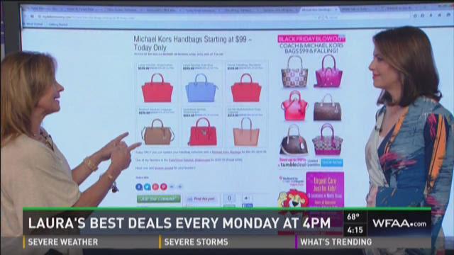 Ways to Save: Spanx on sale, Michael Kors handbags