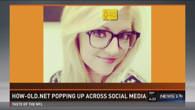 News 8 anchors give How-Old.net a spin