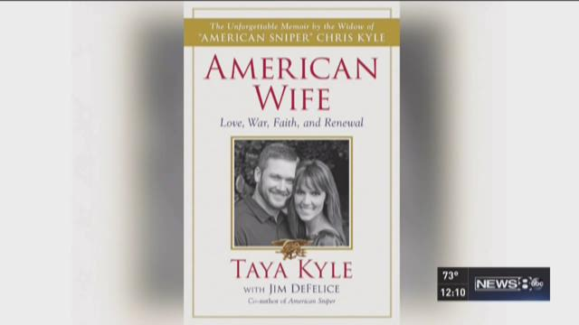 Taya Kyle reflects on Chris in new book