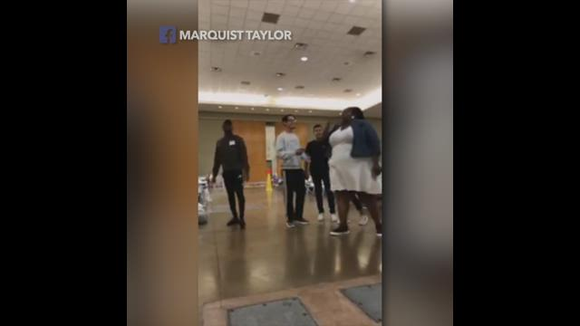 This impromptu gospel performance for evacuees at a Texas shelter will warm your heart | WCSH6.com