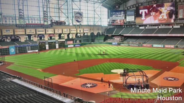 Rangers unveil new renderings of Globe Life Field