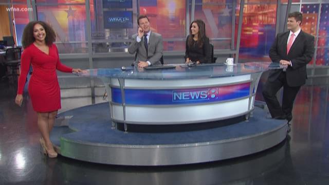 Demetria Obilor joins the News 8 Daybreak family | WFAA.com