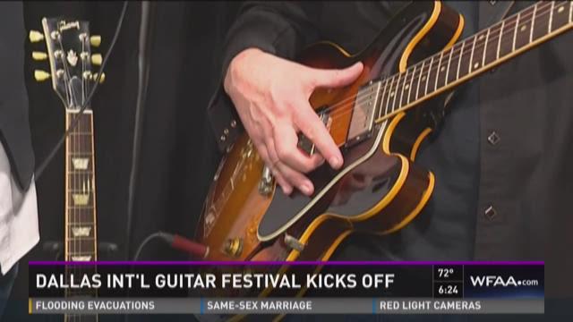 Sneak peek: Dallas International Guitar Festival