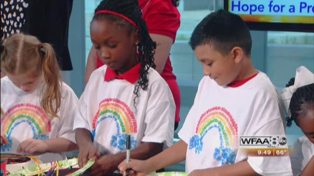 """Rainbow Days offers hope for """"at-risk"""" children"""