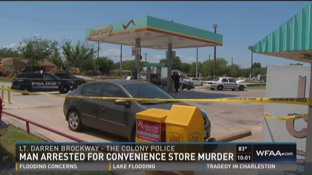 the convenience store murder The man accused of murdering a convenience store clerk in east hartford appeared in court tuesday kezlyn mendez was arrested monday and charged with killing luthfur tarafdar according to.