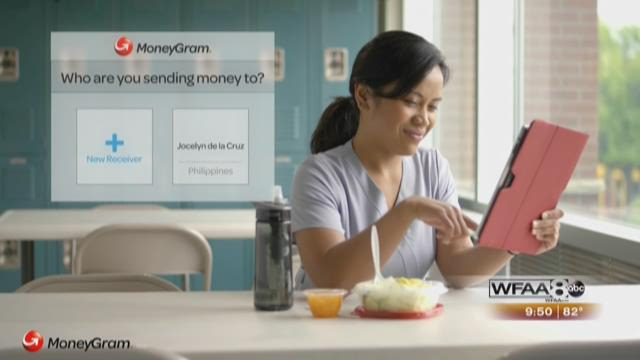Check out the new MoneyGram Online!