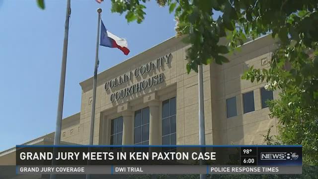 Grand jury meets in Ken Paxton case