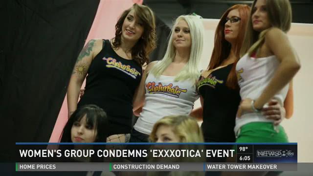 Women's group condemns Dallas sex expo