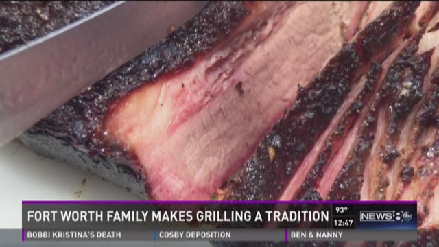 BBQ Bosses: Fort Worth family makes grilling a tradition
