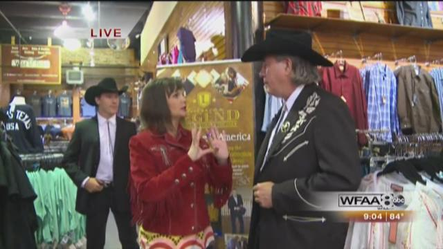 Take a Tour of Wild Bill's Western Store!