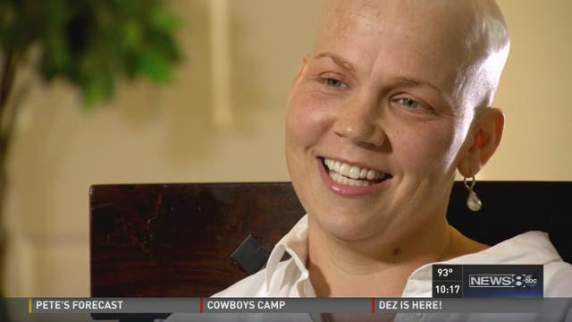 Dallas non-profit helps moms fighting cancer
