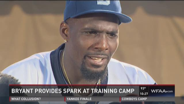 Dez Bryant: Camp 'doesn't fee brand new'