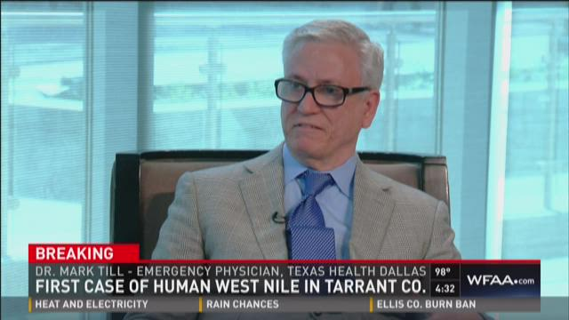 A physician's take on West Nile virus