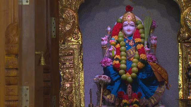 Thousands attend Hindu Temple opening in Frisco