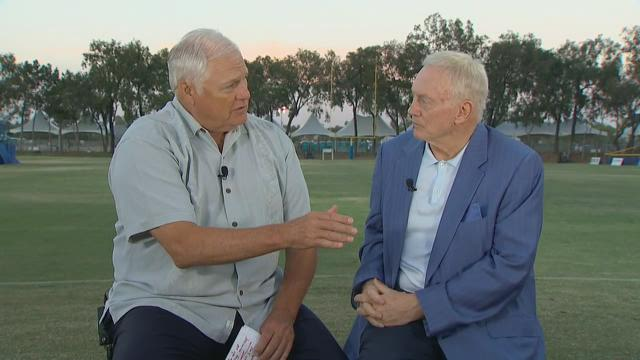 Dale goes 1-on-1 with Jerry Jones
