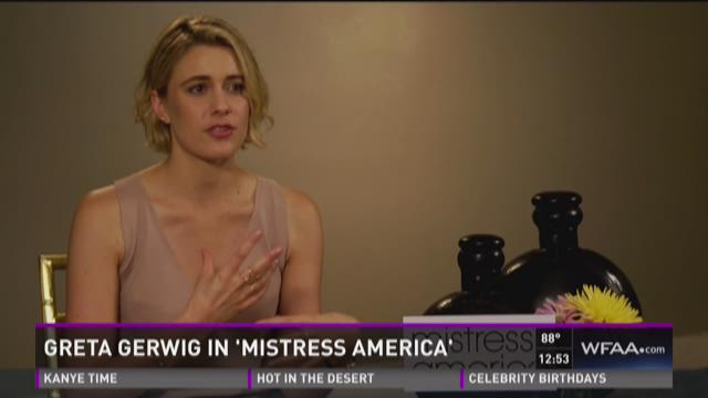 Greta Gerwig on 'Mistress America'