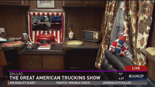 Sneak Peek: The Great American Trucking Show