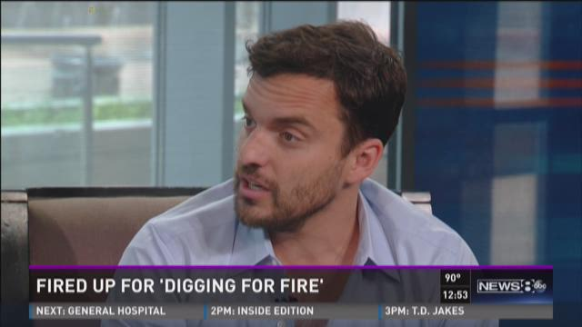 Fired up for 'Digging for Fire'