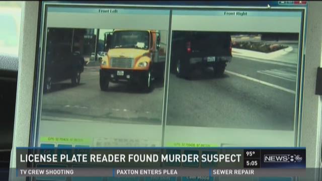 Arlington police use controversial license plater reader