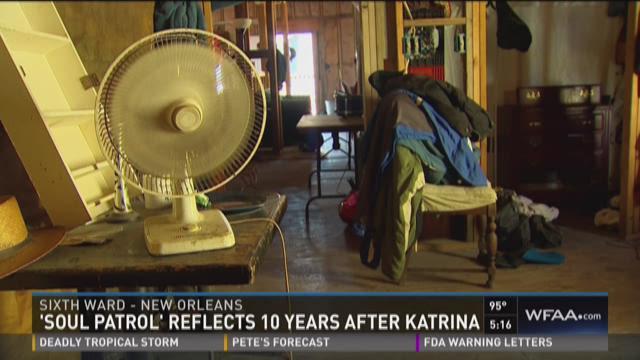 Heroes of Hurricane Katrina struggle to rebuild 10 years later