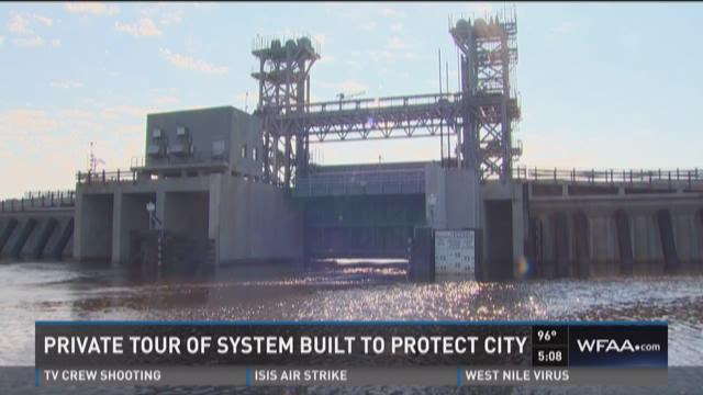 Take a tour of the system built to protect New Orleans