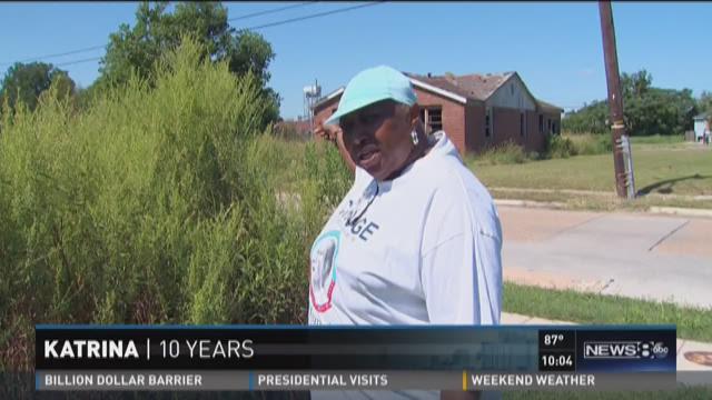 Katrina 10: Life in the Lower Ninth Ward