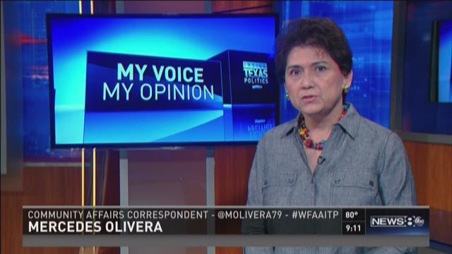 Inside Texas Politics: My Voice, My Opinion