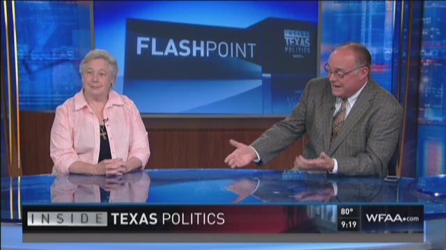 Inside Texas Politics: Flashpoint