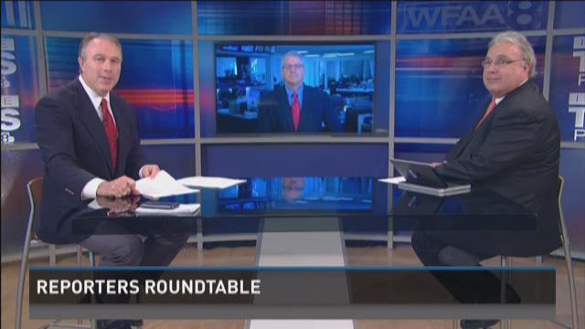 Inside Texas Politics: Reporters Roundtable