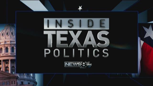 Inside Texas Politics (8/30/15)