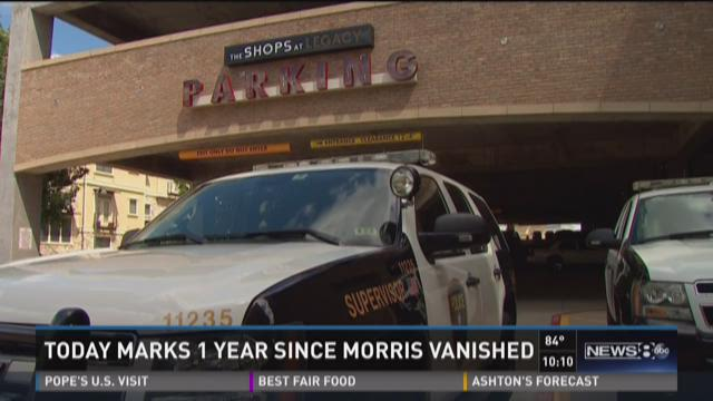 One year later: the search for Christina Morris