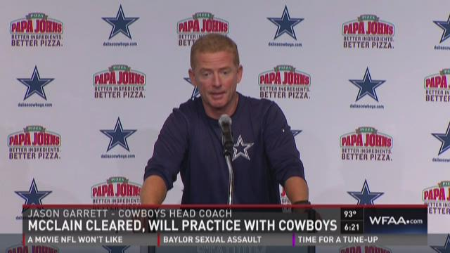 Cowboys get ready for final tune-up
