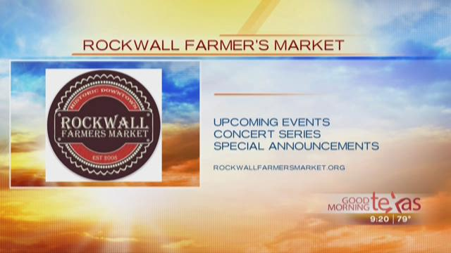 Find out what makes Rockwall's Farmer's Market One of the Best in North Texas