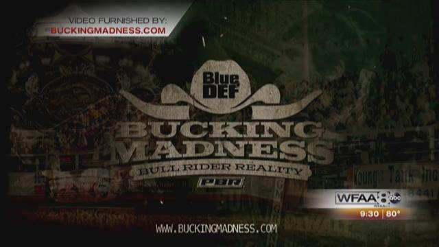 PBR Bucking Madness with Dustin Ratchford