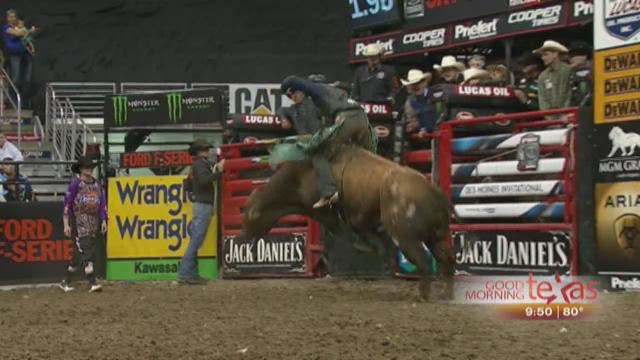New point system for bull riders