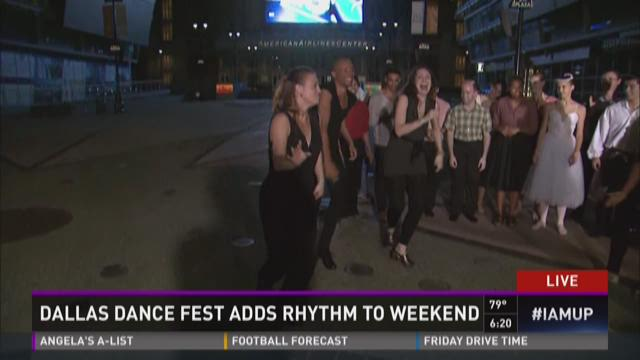 Dallas Dance Fest adds rhythm to the weekend