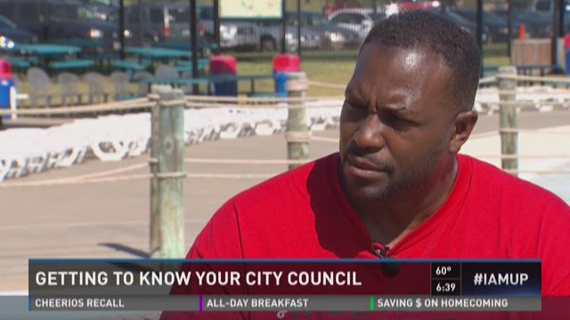 (Fun) City Council: Meet Casey Thomas II