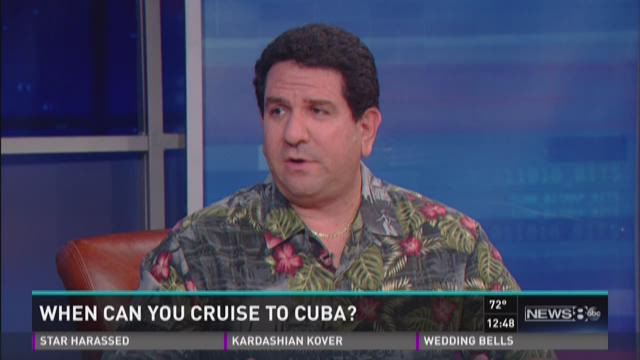When can you cruise to Cuba?