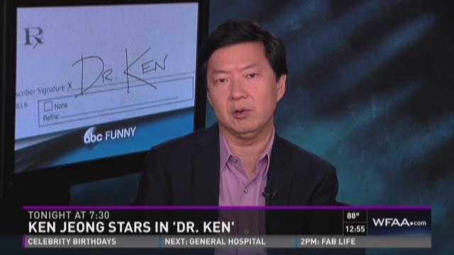 Ken Jeong stars in 'Dr. Ken'