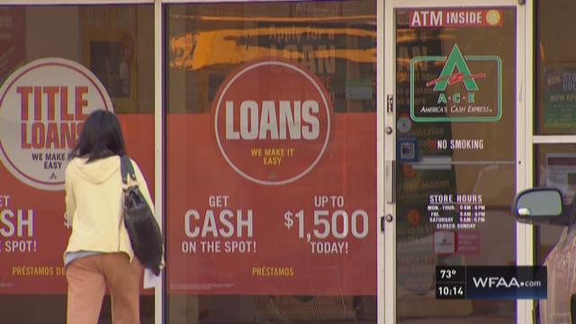 Congressmen Pete Sessions and Jeb Hensarling are accused of being too cozy with the controversial payday loan industry.